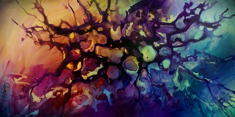 Abstract Design 83 Painting
