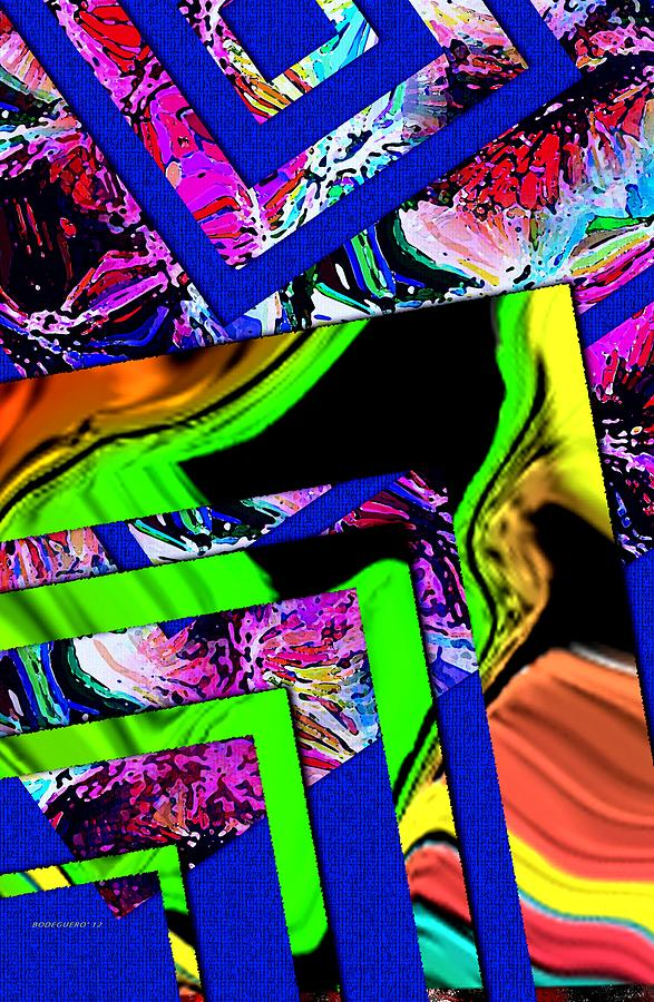 Abstract Design Digital Art