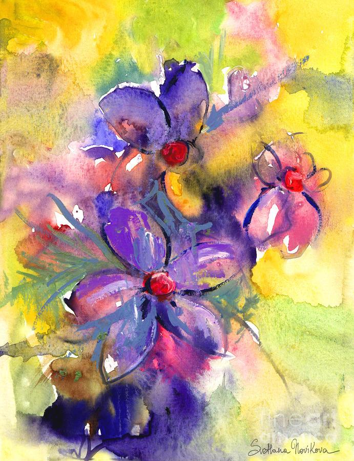 Flower botanica...