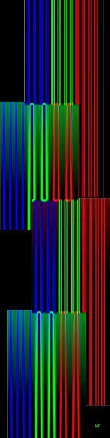 Abstract Fusion 135 Digital Art