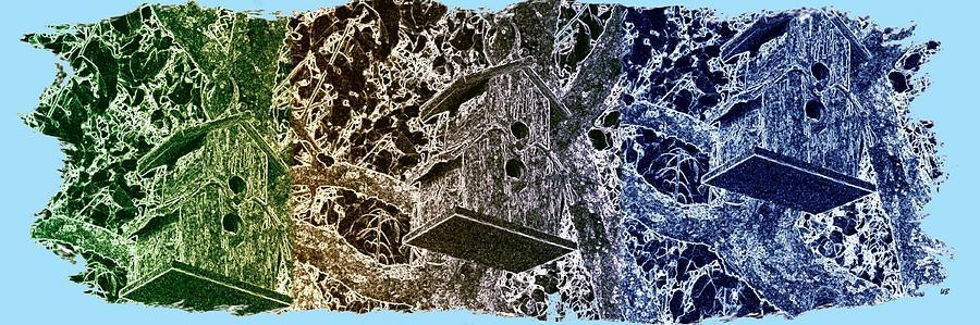 Abstract Fusion 160 Digital Art