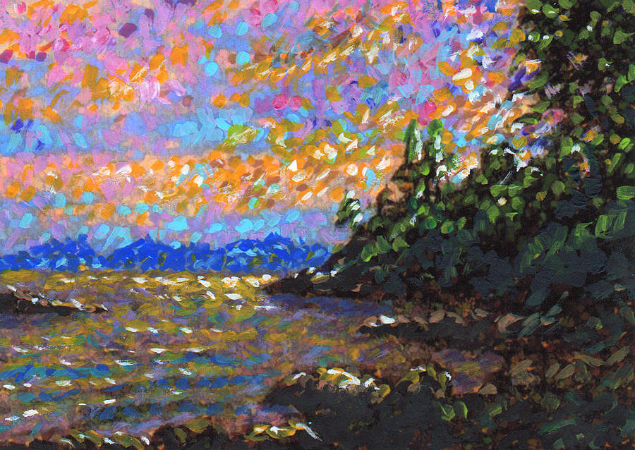 Impressionist paintings for sale impressionist art for Abstract impressionism definition