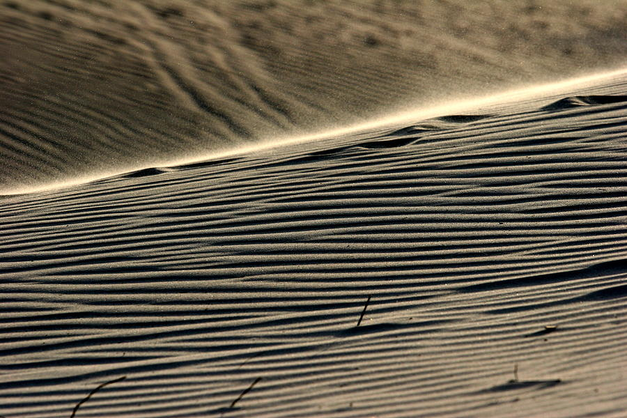 Abstract Photograph - Abstract Sand 2 by Arie Arik Chen