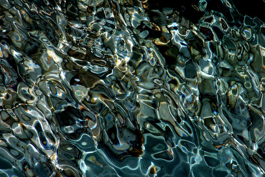 Abstract Sea 4 Photograph