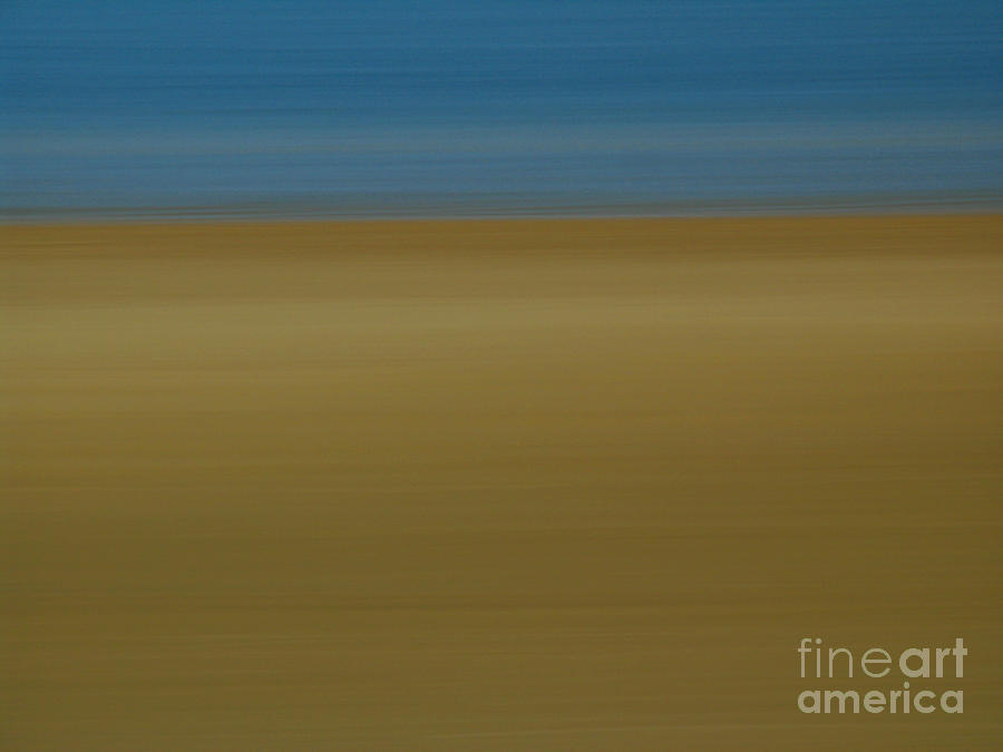Abstract Seascape 2 Photograph