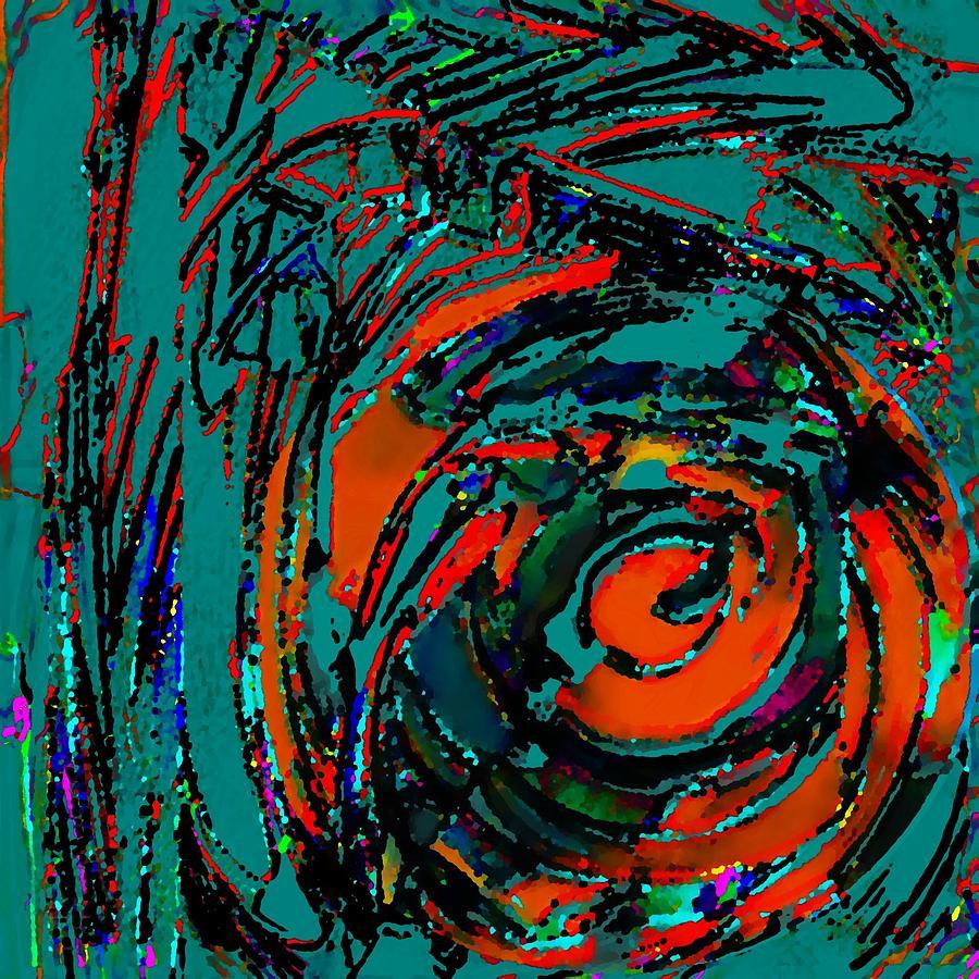 Abstracto Del Miercoles Digital Art