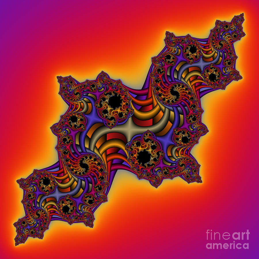 Abstrakt 64 Digital Art