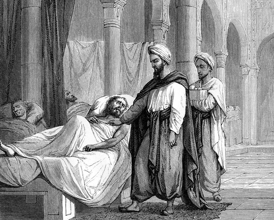 Abulcasis, Islamic Physician Photograph  - Abulcasis, Islamic Physician Fine Art Print