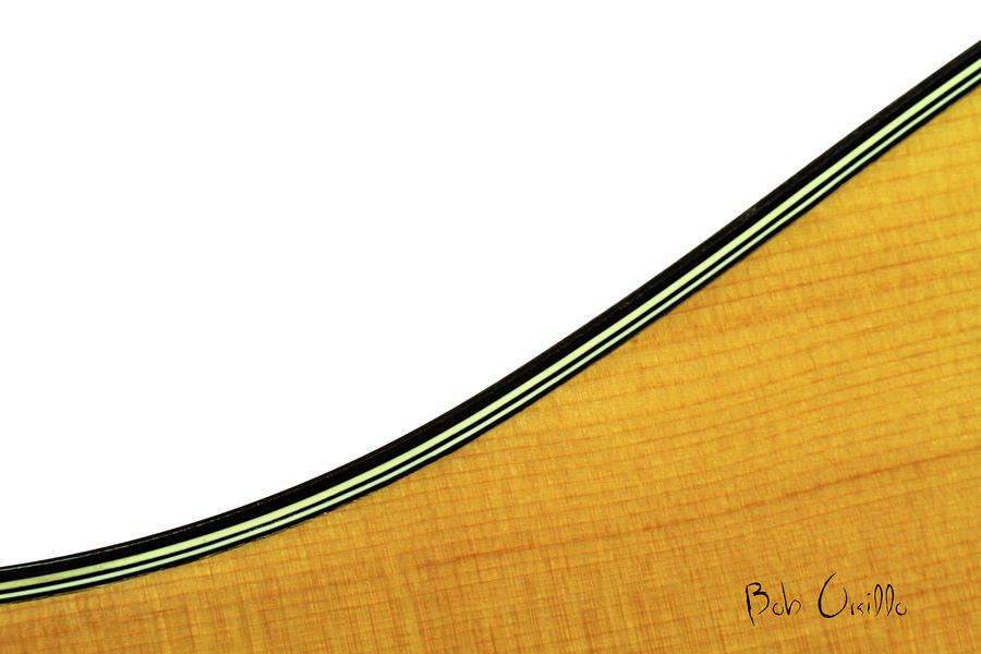 Acoustic Curve Photograph