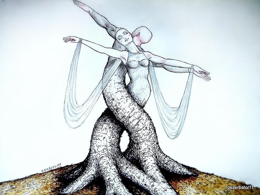 Adagio Of Life Digital Art - Adagio Of Life by Paulo Zerbato