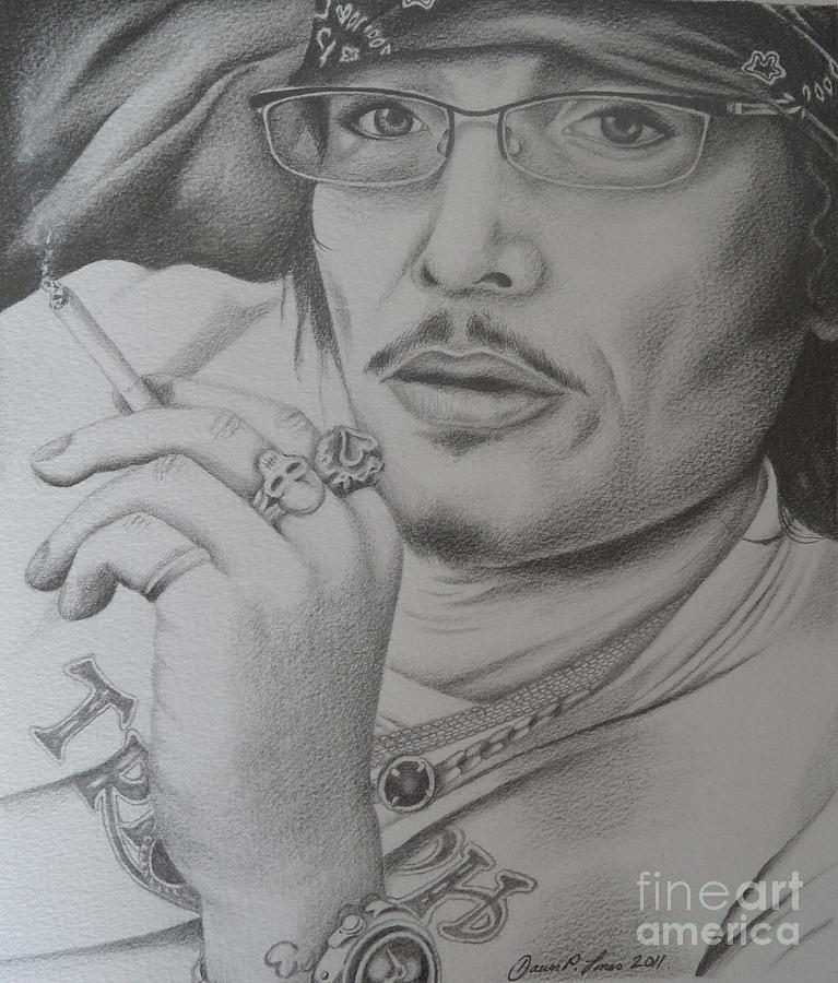adam Ant-still Got It Drawing
