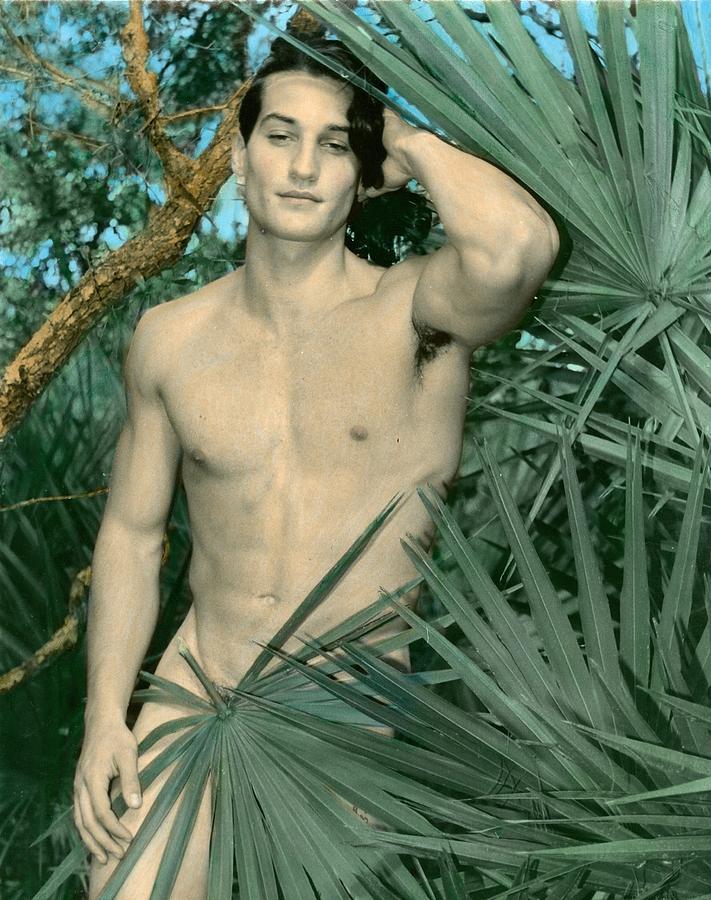 Adam In Paradise 2 Photograph