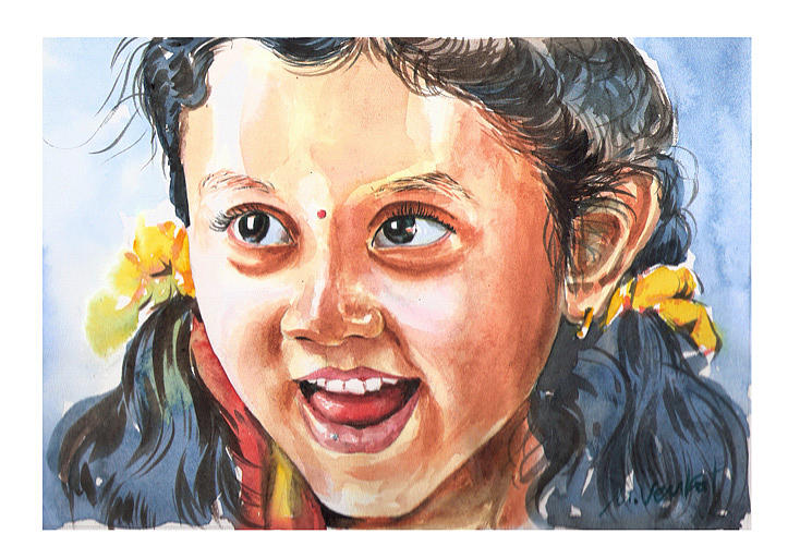 Adivetha Painting 