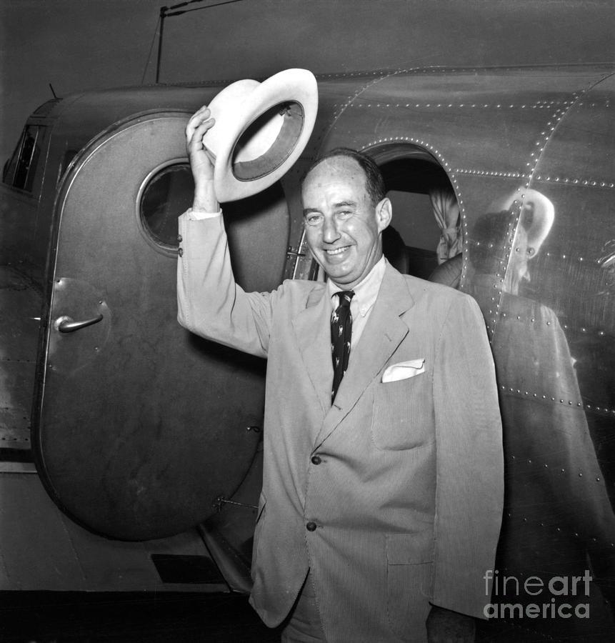 Adlai Stevenson (1900-1965) Photograph
