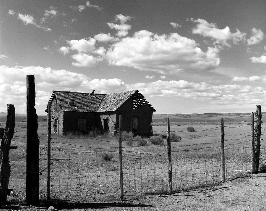 Adobe Homestead Photograph