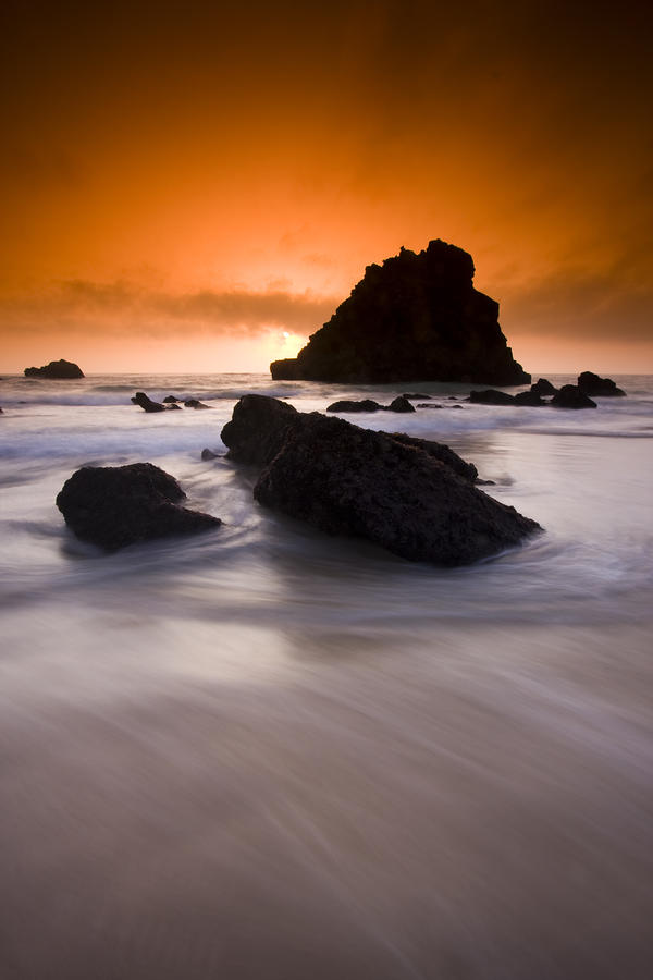 Adraga Beach Photograph  - Adraga Beach Fine Art Print