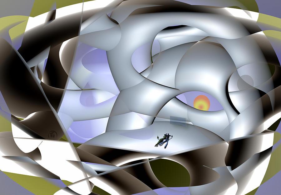 Adventure Design Digital Art