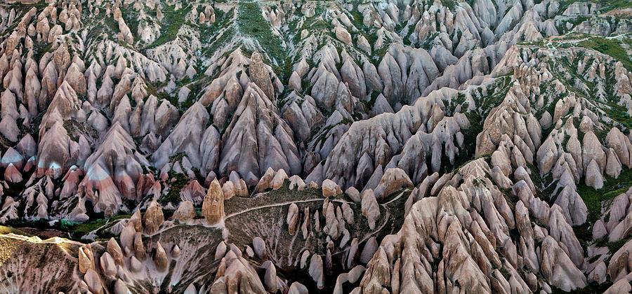Aerial View Landscape Photograph