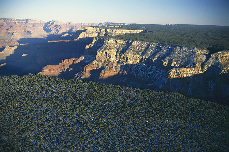 Aerial View Of Kaibab Photograph