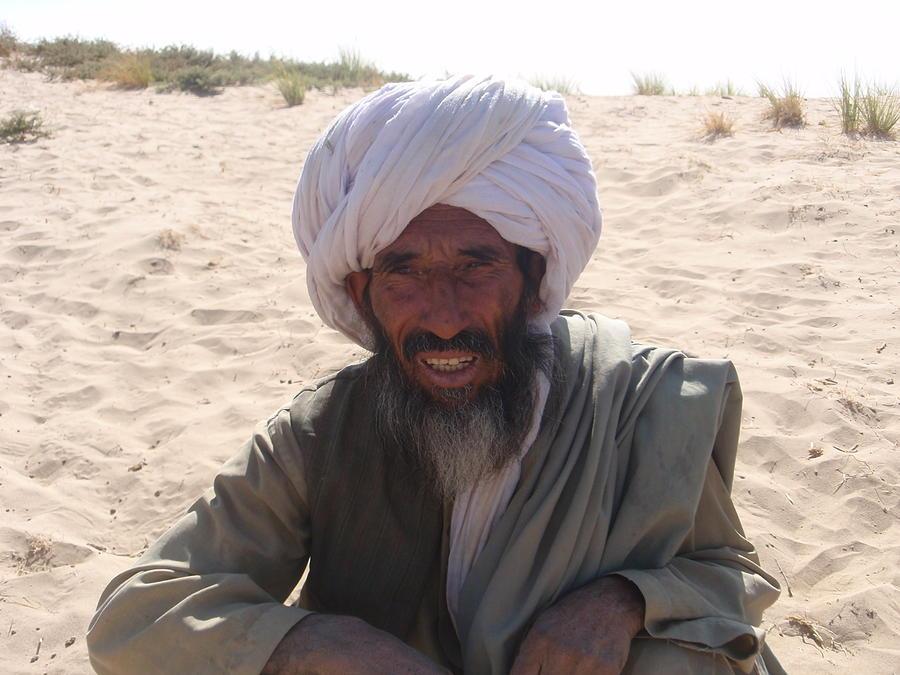 Afghani Elder Photograph