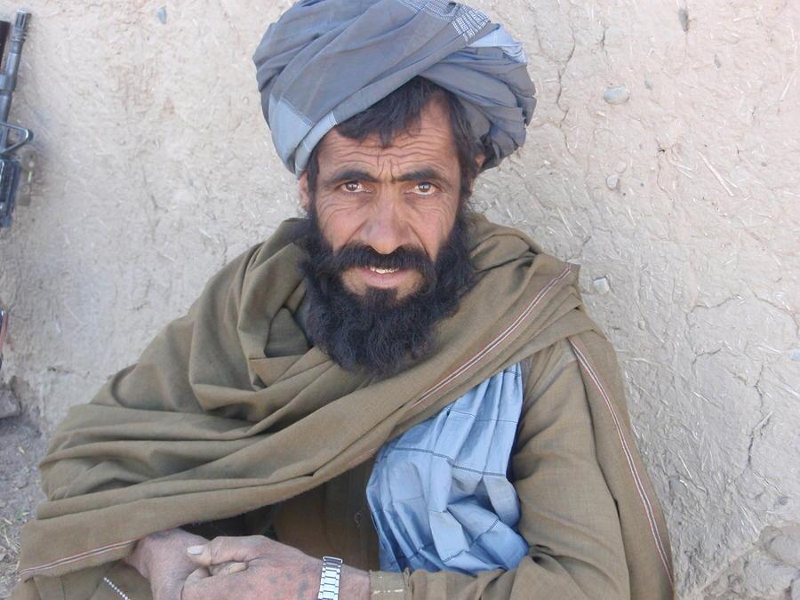 Afghani Elder II Photograph