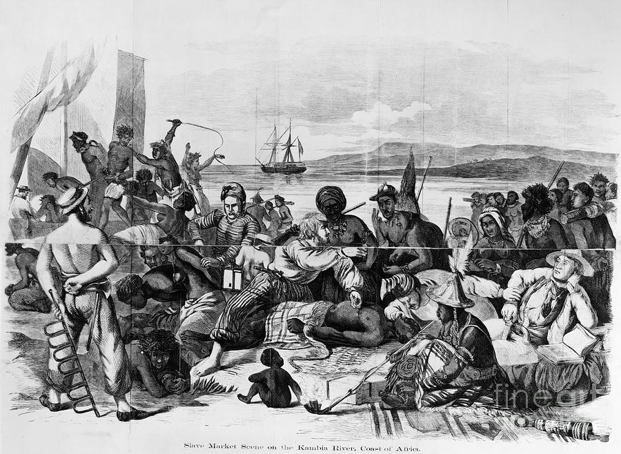 an analysis of the description of african slave trade Com/nzd latest nzd market news, analysis and new zealand dollar trading forecast timeline: faith in america how religious ideas and spiritual experiences have shaped america's public life.