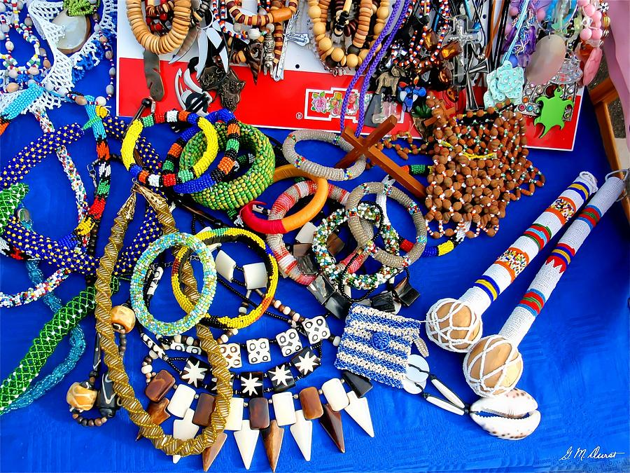 Jewels Photograph - African Dreams by Michael Durst