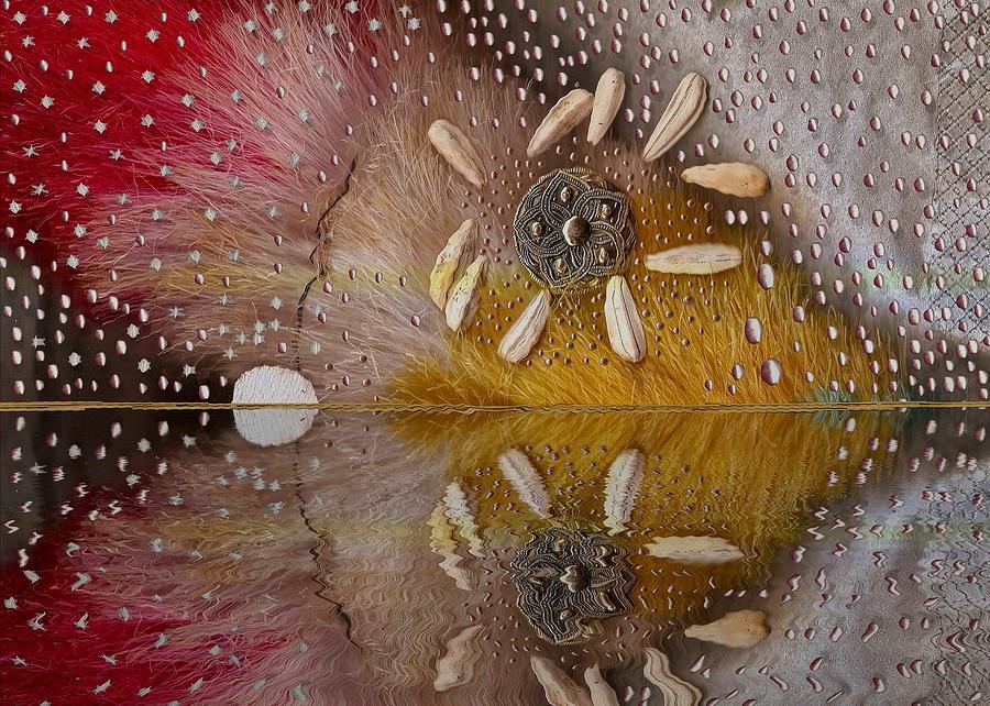After The Rain Mixed Media