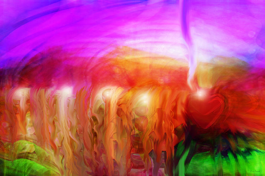 After The Storm Digital Art