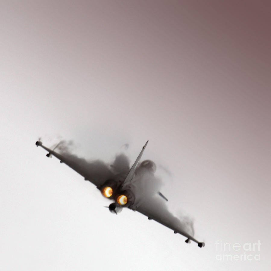 Afterburner Photograph  - Afterburner Fine Art Print