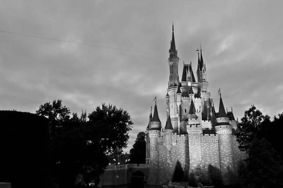 Disney Castle Logo Black And White Cinderella castle blackDisney Castle Black And White