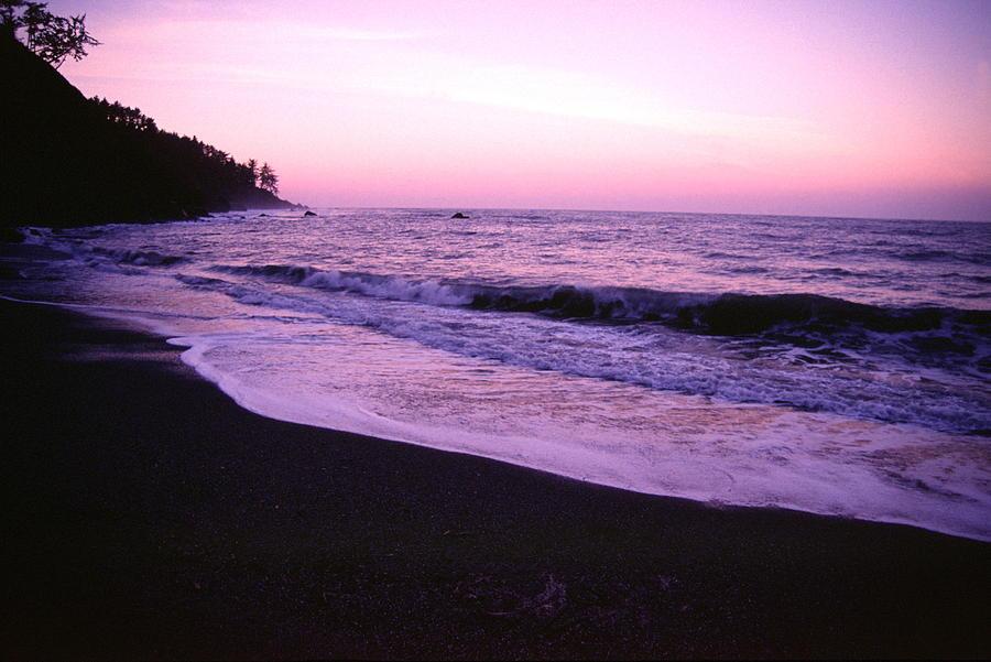 Agate Beach Photograph