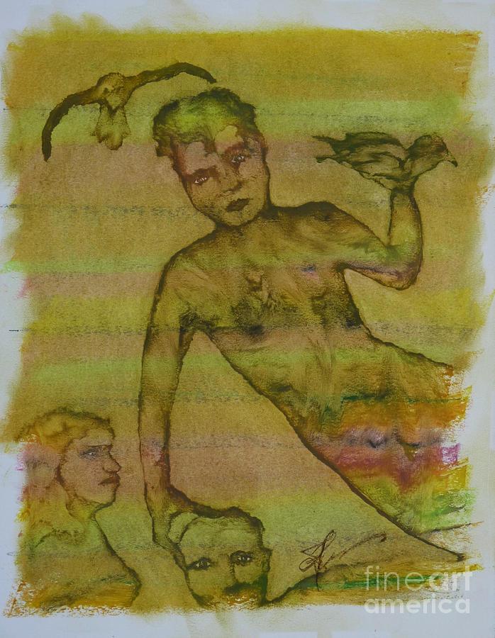 Agathias Painting