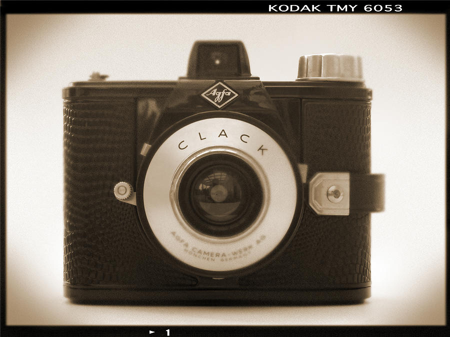 Agfa Clack Camera Photograph