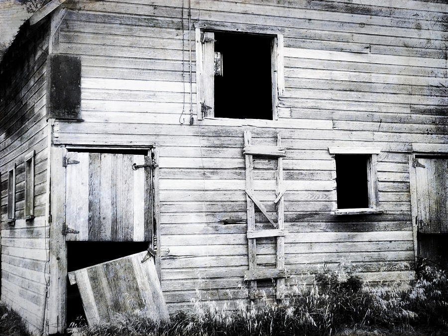 Aging Barn Photograph