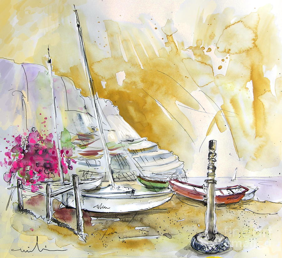 Agua Amarga 13 Painting