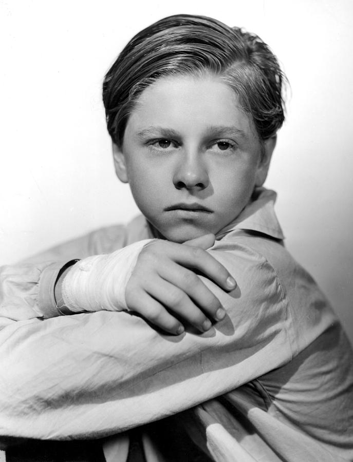 Ah, Wilderness, Mickey Rooney, 1935 Photograph  - Ah, Wilderness, Mickey Rooney, 1935 Fine Art Print