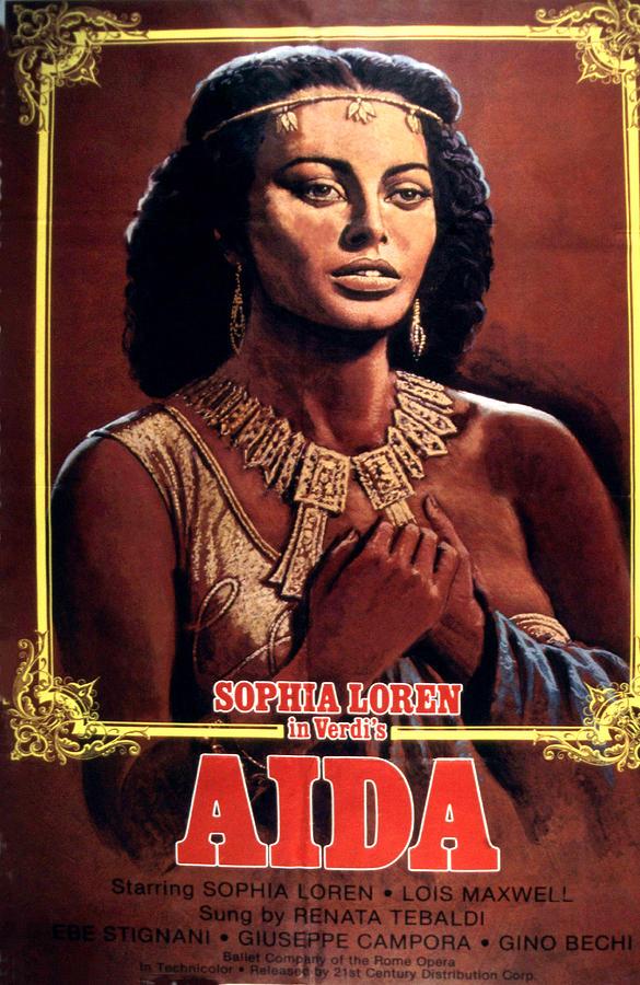 Sophia Loren aida