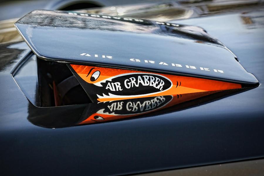 Air Grabber Hood Photograph By Gordon Dean Ii