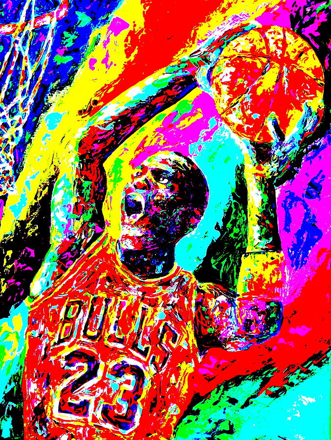Air Jordan Painting