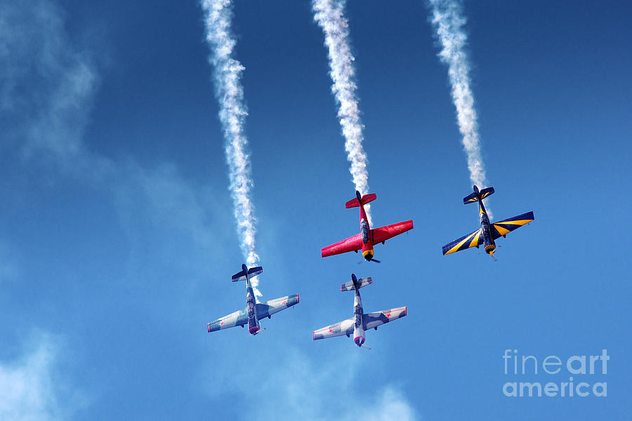 Air Show Photograph  - Air Show Fine Art Print