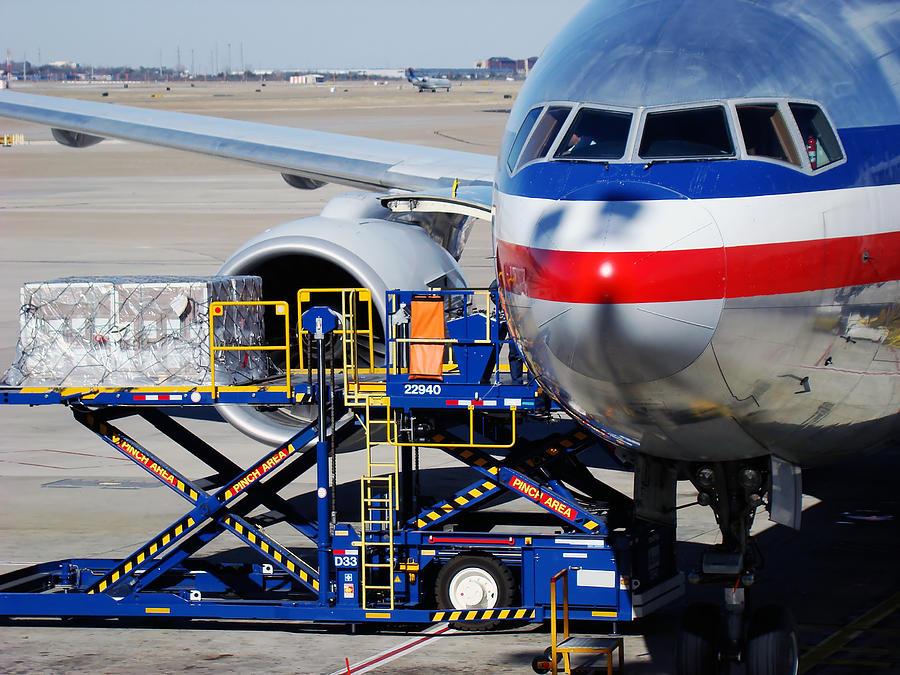 Air Transportation. Photograph