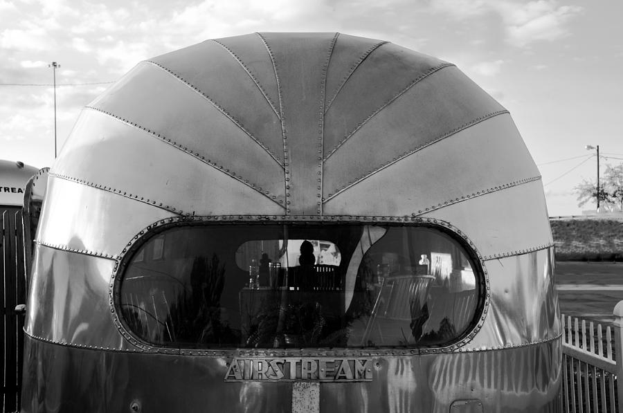 Airstream Dome Photograph  - Airstream Dome Fine Art Print
