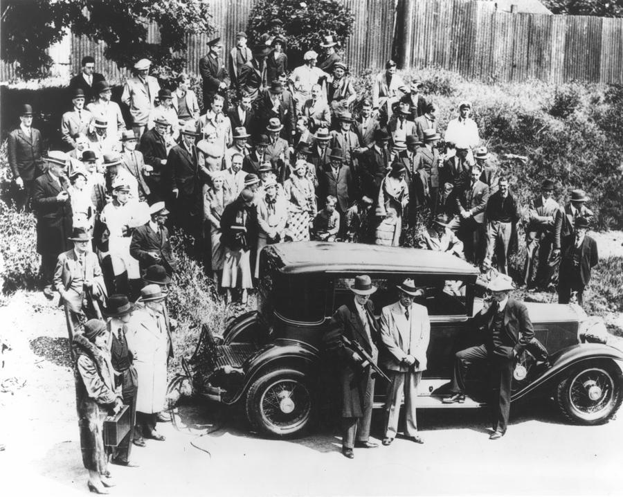 Al Capone (1899-1947) Photograph