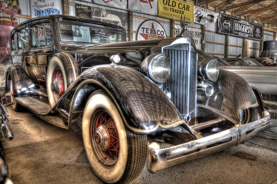 Al Capones Car Photograph  - Al Capones Car Fine Art Print