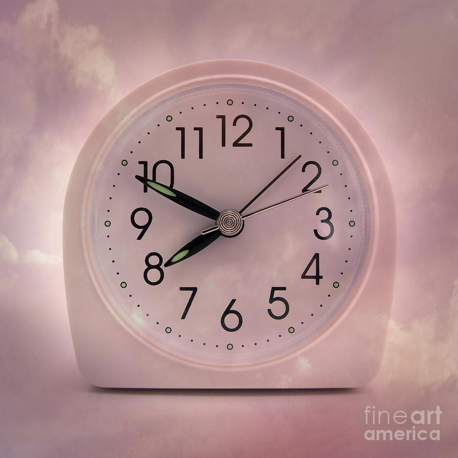 Alarrm Clock Photograph