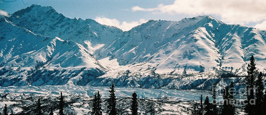 Alaska Deep Freeze Photograph  - Alaska Deep Freeze Fine Art Print