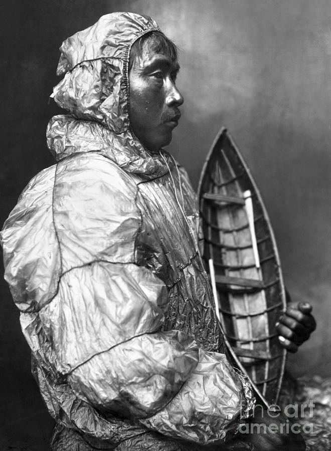 Alaska: Eskimo Photograph