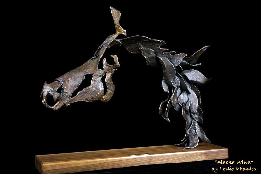 Alaska Wind Sculpture