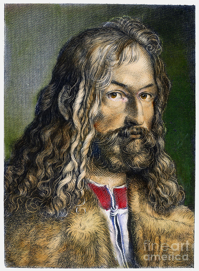 15th Century Photograph - Albrecht DÜrer (1471-1528) by Granger